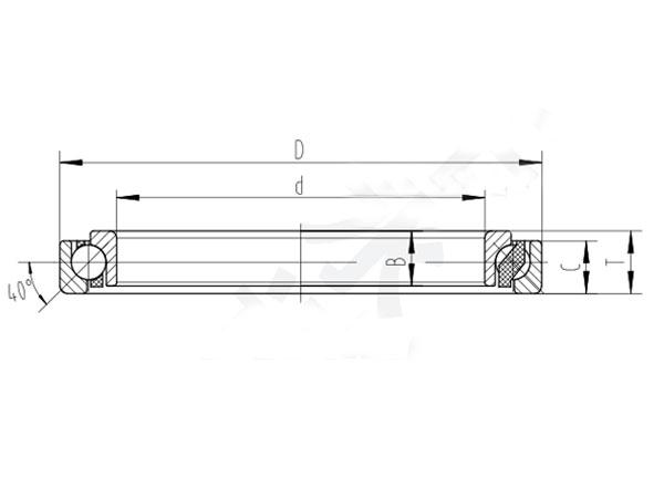 RV减速器专用轴承主轴承